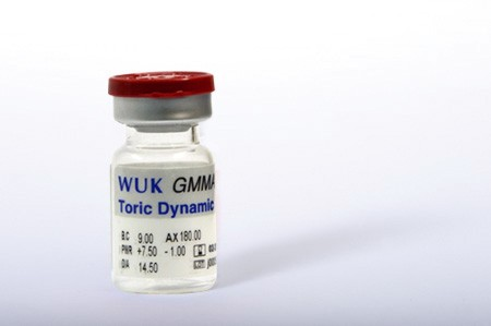 WUK GMMA toric dynamic